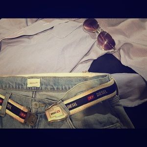 Hudson Jeans Byron straight zip fly